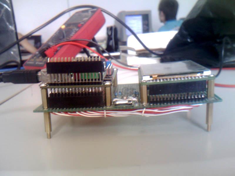 小改mini_stm32开发板成功!