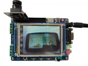 HY-SmartSTM32开发板,3.2寸彩屏,漂亮的软解MP3,支持摄像头接口!