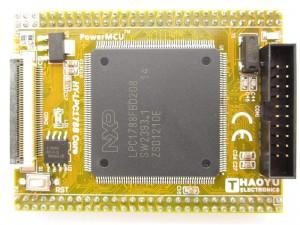 HY-LPC1788核心板NXP ARM CortexM3,可配4.3